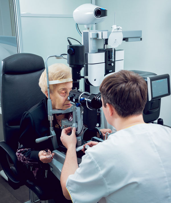 100% santé optique pour les personnes âgées